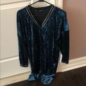NWT Velvet ZARA Dress